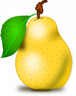 Pear Clipart | i2Clipart - Royalty Free Public Domain Clipart