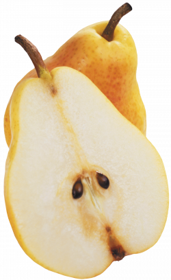 Pear PNG Picture | Fruit and vegetables | Pinterest | Pear ...