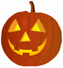 28+ Collection of Halloween Pumpkin Faces Clipart   High quality ...