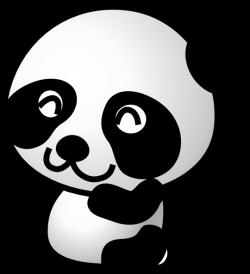 panda cartoon | Panda 7 clip art - vector clip art online, royalty ...