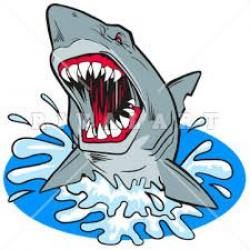 shark clipart - Google Search | Face Painting | Shark face ...