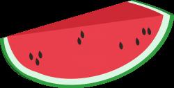 Watermelon clipart - PinArt | Watermelon plant, watermelon clip art ...