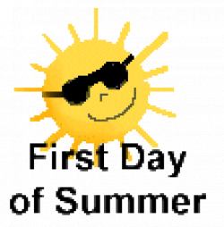 First Day Of Summer Clipart (32+) First Day Of Summer Clipart ...