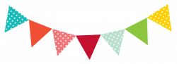 28+ Collection of Bunting Clipart Png | High quality, free cliparts ...