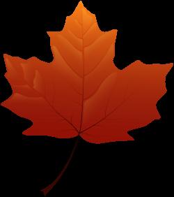 Autumn Leaf PNG Clip Art - Best WEB Clipart