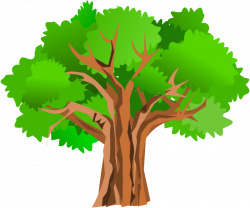 Oak Tree Clip Art Silhouette at GetDrawings.com | Free for personal ...