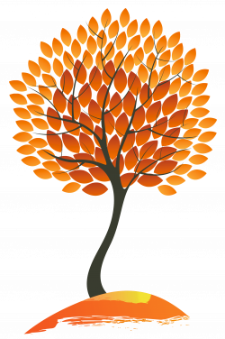 28+ Collection of Fall Tree Clipart Png | High quality, free ...