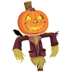 Scarecrow clipart scarecrow clip art image clipartcow - Clipartix