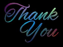 thank-you-clip-art | Il Volo Flight Crew ~Share The Love