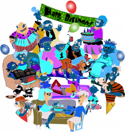 Family reunion Clip art - family gathering 1350*1433 transprent Png ...