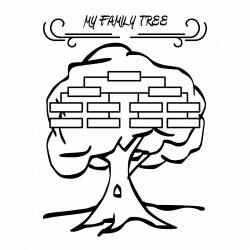 Family Tree Clip Art | Clipart Panda - Free Clipart Images