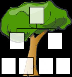 Family Tree Clip Art at Clker.com - vector clip art online, royalty ...