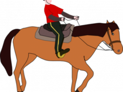 Horse And Rider Clipart at GetDrawings.com | Free for personal use ...