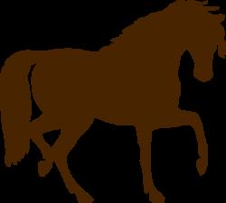 Brown Horse Clip Art at Clker.com - vector clip art online, royalty ...