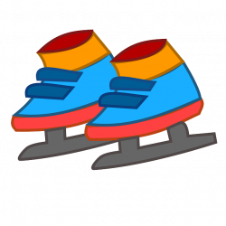 Ice Skating during Recess - Meadowview Elementary School