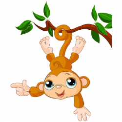 Baby Monkey Face Clip Art | Clipart Panda - Free Clipart Images