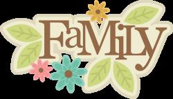 MKC_Family Title SVG | S_SVG_MKC_Miss Kate Cuttables | Pinterest ...