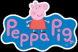 Peppa Pig Logo Transparent PNG Clip Art Image | 356 | Pinterest ...
