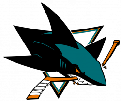 San Jose Sharks Official Logo transparent PNG - StickPNG