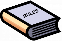 Rules Clipart