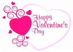 Animated Free Happy Valentines Day Clipart Images in Black & White ...
