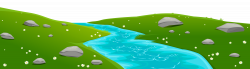 River Ground Cover Transparent PNG Clip Art Image | Places to Visit ...