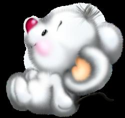 Cute White Mouse Cartoon Free Clipart | Mice | Pinterest | Mice ...