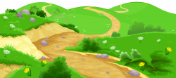 Valley Ground Transparent PNG Image | Gallery Yopriceville - High ...
