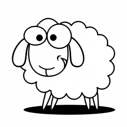 Black Sheep Drawing at GetDrawings.com   Free for personal use Black ...