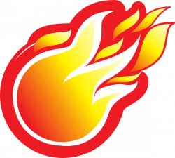 Fireball Clip Art at Clker.com - vector clip art online, royalty ...