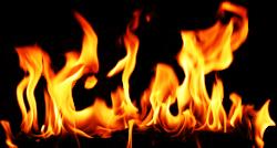 Fire Flames Clipart Transparent - 14478 - TransparentPNG