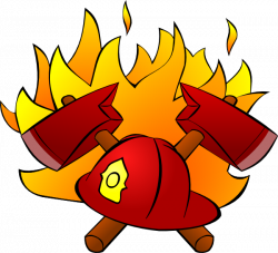 Firefighter Clip Art at Clker.com - vector clip art online, royalty ...