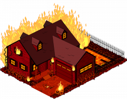 PNG House On Fire Transparent House On Fire.PNG Images. | PlusPNG