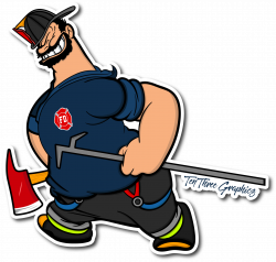 Truckie Decal | Pinterest | Firefighter, Firefighting and Fire dept