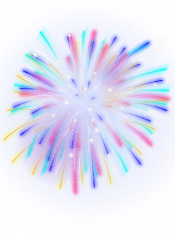 fireworks neon colorful floral sparkle...