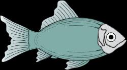 Small Fish Clipart