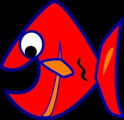 Fish Clip Art at Clker.com - vector clip art online, royalty free ...