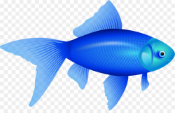 Fish Cartoon clipart - Fish, transparent clip art