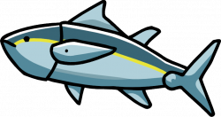 Tuna (Fish) | Scribblenauts Wiki | FANDOM powered by Wikia