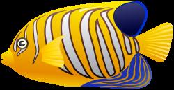 Yellow Fish PNG Clip Art - Best WEB Clipart