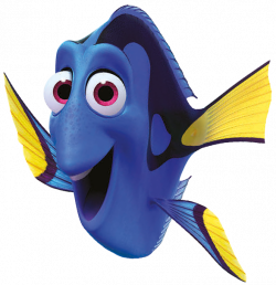 Dory Nemo Palette surgeonfish Disney Infinity 3.0 - dory 588*608 ...