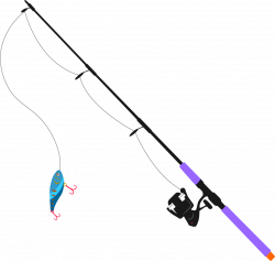 Fishing Pole PNG Transparent Free Images | PNG Only