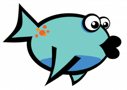 Free Teal Fish Cliparts, Download Free Clip Art, Free Clip Art on ...