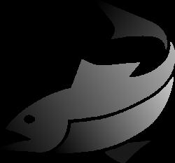 Fish Icon Clip Art at Clker.com - vector clip art online, royalty ...