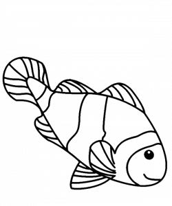 Simple Fish Drawing at GetDrawings.com   Free for personal use ...