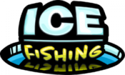 Ice Fishing Clip Art