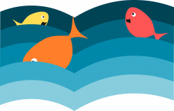 Clipart - Fishes