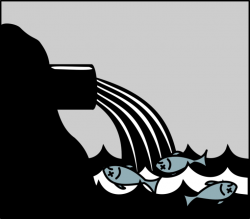 Water pollution Air pollution Clip art - Dead Fish Cliparts ...