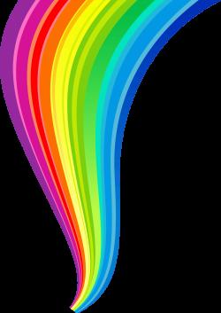 Flame Rainbow transparent PNG - StickPNG