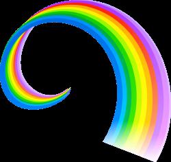 Spiral Rainbow transparent PNG - StickPNG